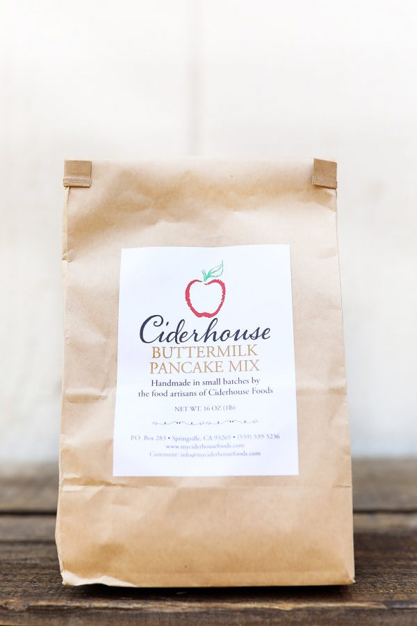 Ciderhouse Pancake Mix