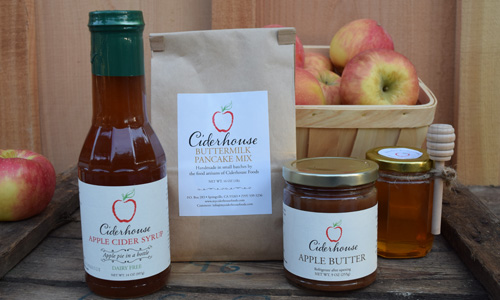 Ciderhouse Gift Box 4 (Dairy Free)